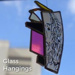 glass-hangings
