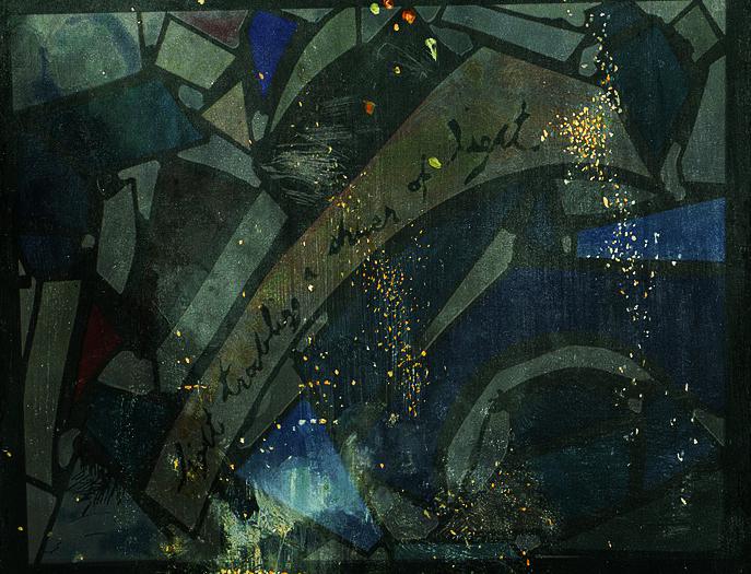 2 AGK nocturne glass whistler