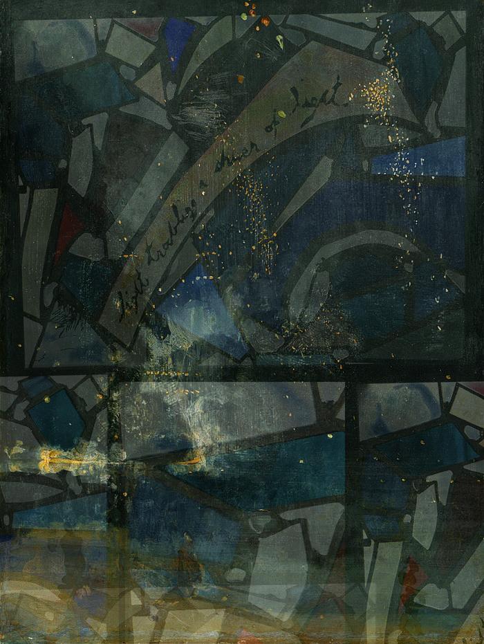 3 AGK nocturne glass whistler
